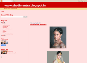 shadimantra.blogspot.in