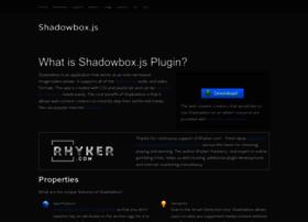 shadowbox-js.com