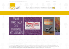 shadyladylampshades.co.uk