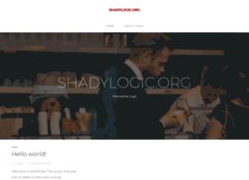 shadylogic.com
