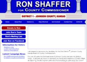 shafferforcountycommissioner.com
