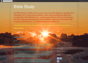 shafferonlinebiblestudy.blogspot.de