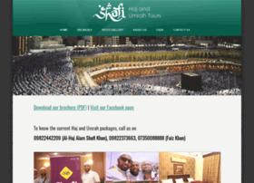 shafihajtours.com