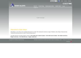 shahalloys.com