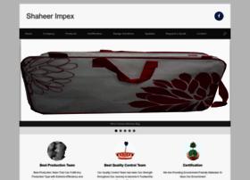 shaheerimpex.com