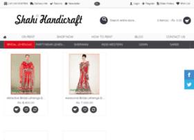 shahihandicrafts.com