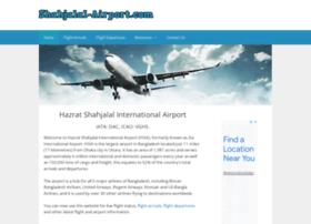 shahjalal-airport.com