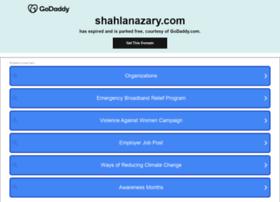 shahlanazary.com