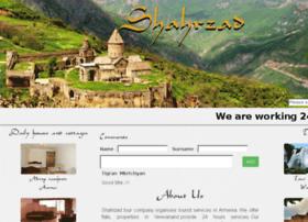 shahrzad-tour-armenia.com