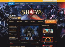 shaiya.aeriagames.com