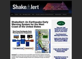 shakealert.org
