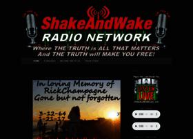 shakeandwakeradio.com