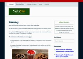 shakeslim.com