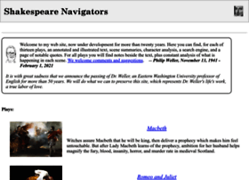 shakespeare-navigators.com