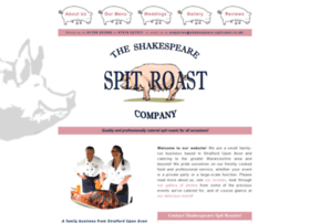 shakespeare-spitroast.co.uk