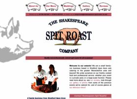 shakespeare-spitroast.co.uk