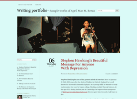 shakesprilportfolio.wordpress.com