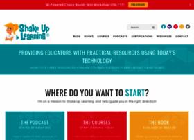 shakeuplearning.com