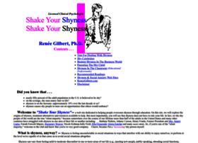 shakeyourshyness.com