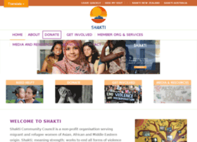 shakti-international.org