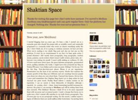 shaktianspace.blogspot.in