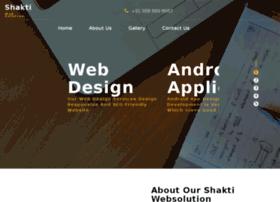 shaktiwebsolution.com