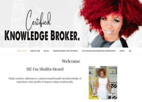 shalitaheard.com