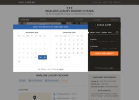 shalom-luxury-rooms.chania.hotel-crete.net