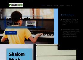 shalomsmusic.com