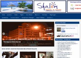 shalomtravel-tours.com