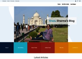 shalusharma.com