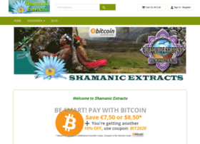 shamanic-extracts.info
