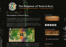 shamans-of-rock-and-roll.com