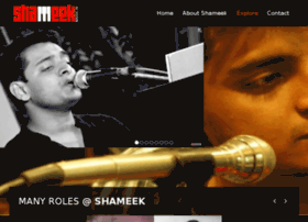 shameekmusic.in