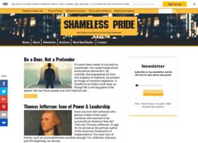 shamelesspride.com