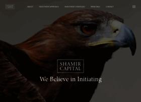 shamircapital.com