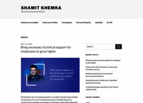 shamitkhemka.com
