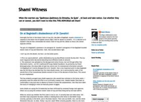 shamiwitness.blogspot.in