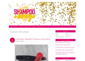 shampoodelaranja.com