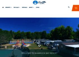 shamrockbayresort.com