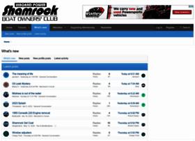 shamrockboatownersclub.com