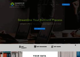 shamrocksolutionsllc.com