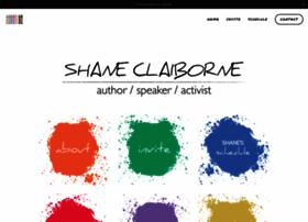 shaneclaiborne.com