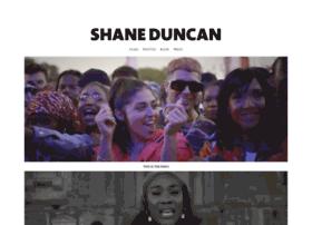 Shaneduncan.co.uk