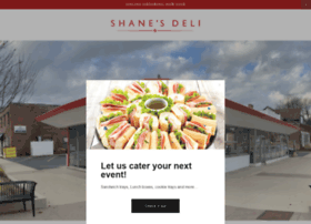 shanesdeli.com
