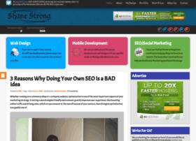 shanestrong.com