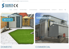 shanettesheds.ie