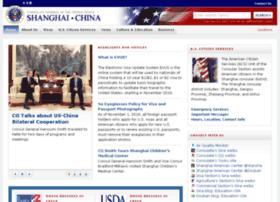 shanghai.usembassy-china.org.cn