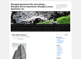 Shanghailuxuryapartment.wordpress.com