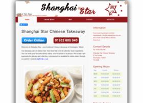 shanghaistar.co.uk